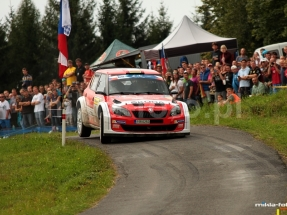 Barum Czech Rally Zlin fot. Łukasz Miklasińki 2014