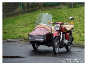 IX Wystawa Motocykli i Pojazdów Zabytkowych w Siedliskach