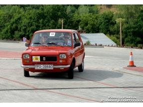 Gymkhana Niebylecka - Fiat 127