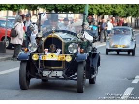 Międzynarodowy Rajd Pojazdów Zabytkowych Presov