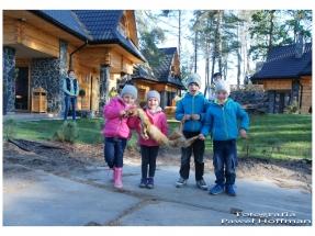 Pogoń za Lisem 2015 - rajd turystyczny