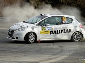 Rally Valasska 2015 fot. Łukasz Miklasiński