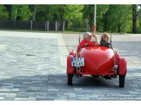 VII Rajd Nocy Muzeów 2015, X Zlot Pojazdów Zabytkowych Boguchwała fot. P.Hoffman