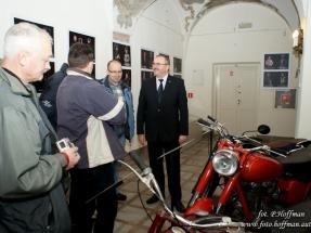 Wystawa Motocykli Zabytkowych w Muzeum Okręgowym w Rzeszowie 2013-2014