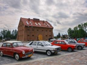 X Zlot Pojazdów Zabytkowych i Super OS Boguchwała z obiektywu Kamila Bać