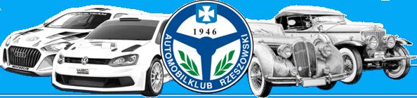 Logo Automobilklub Rzeszowski