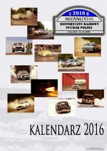 HRPP Kalendarz 2016 - okładka