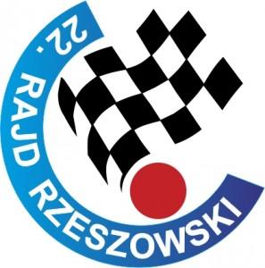 22 Rajd Rzeszowski Logo 2013