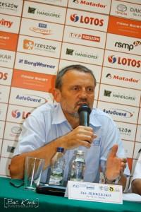 22 rajd rzeszowski - konferencja prasowa - Jan Jędrzejko (1)