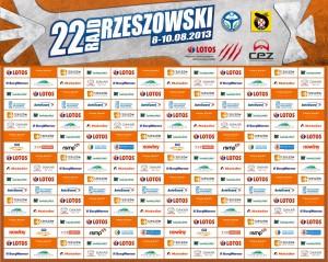 22 rajd rzeszowski reklama