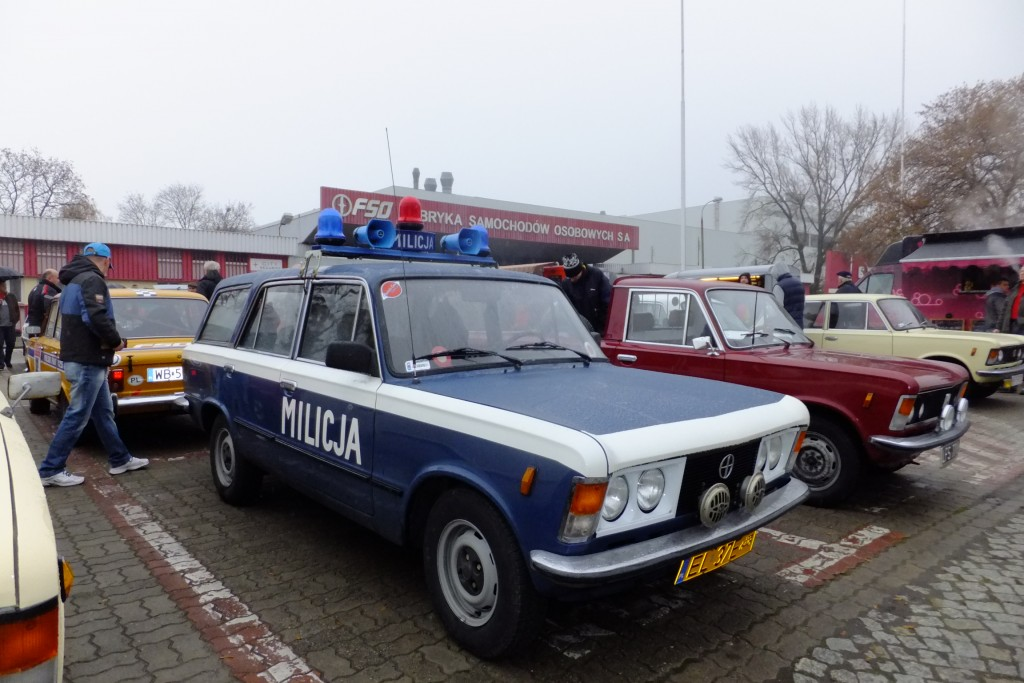 64 Rocznica produkcji FSO Warszawa M20
