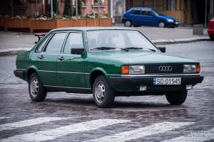Audi 80, B2 z 1983 roku