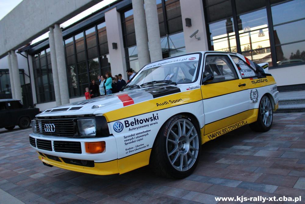 Audi 80 Quattro S1 Bełtowscy