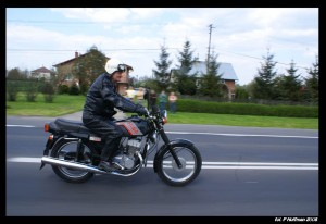 Edward Śnieżek - Rozpoczęcie sezonu motocyklowego w roku 2008