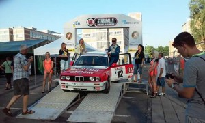 Elefant BMW318is Barum 2015