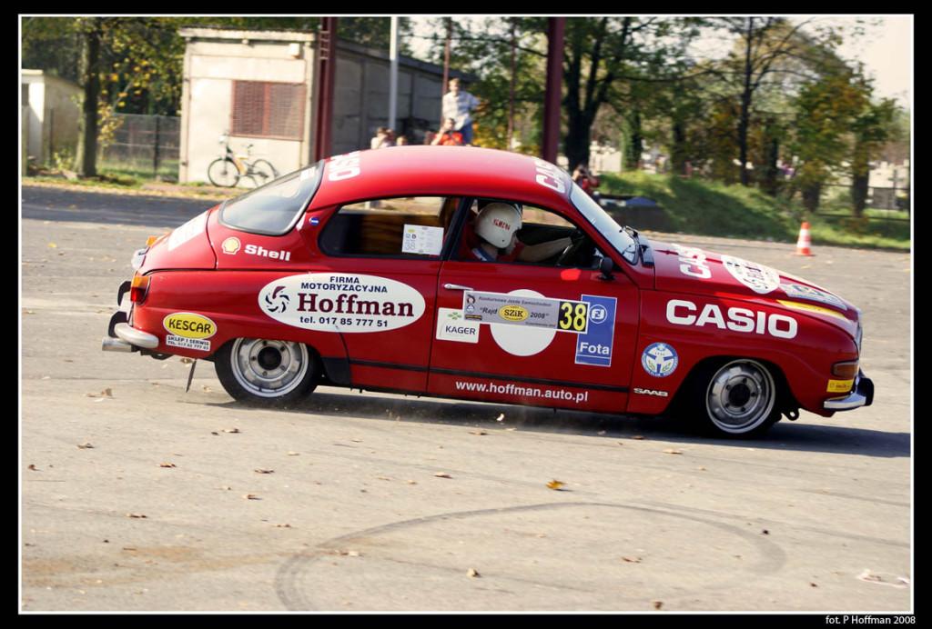 Saab 96 V4, fot. P.Hoffman