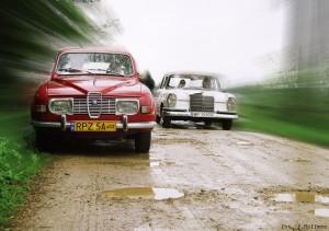 Maj 2006 - VII Podkarpacki Rajd Pojazdów Zabytkowych