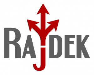 Rajdek logo