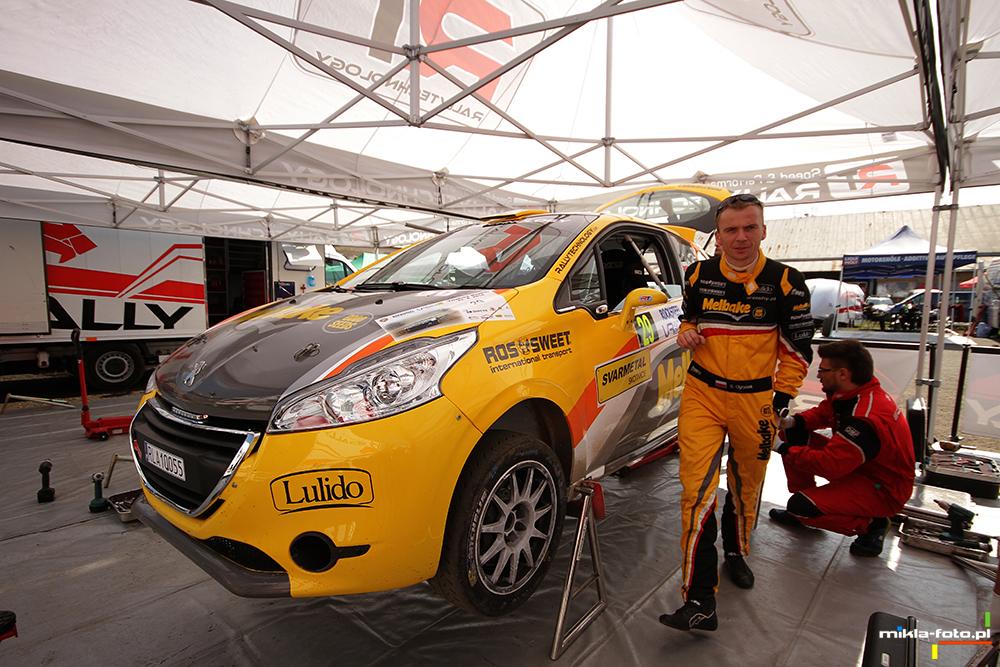 Rally Valasska 2015 fot Łukasz Miklasiński - Ogryzek