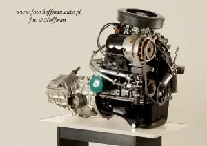 SAAB 96 V4 - Silnik