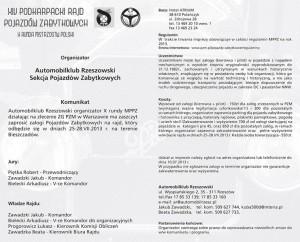XIV-PR-pojazdow-zabytkowych-ZAPROSZENIE-2