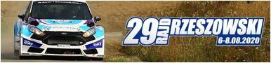 29. Rajd Rzeszowski