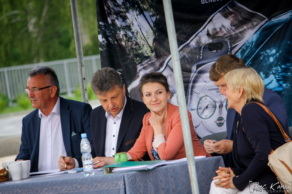 Jury Konkursu Elegancji w Boguchwale