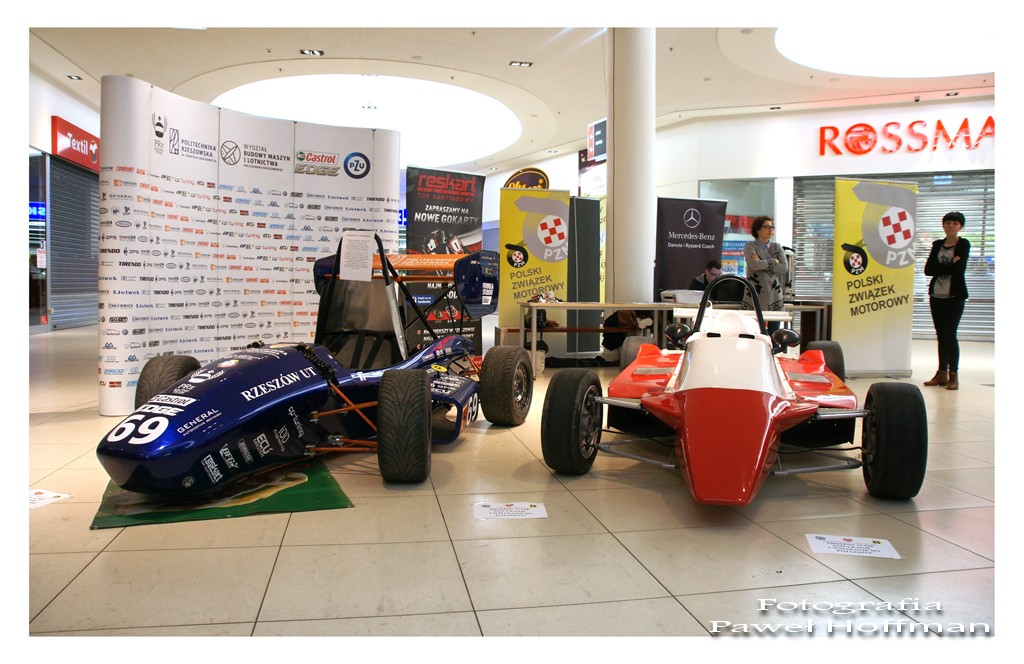 Formuły, Estonia 21 i Formuła Studencka